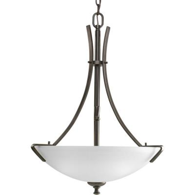 Progress Lighting P3757-20EBWB Westin - Three Light Inverted Pendant
