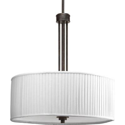 Progress Lighting P3909-84 Clayton - Three Light  Pendant