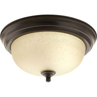 Progress Lighting P3924-20EUL One Light Flush Mount