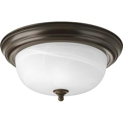 Progress Lighting P3925-20 Two Light Flush Mount