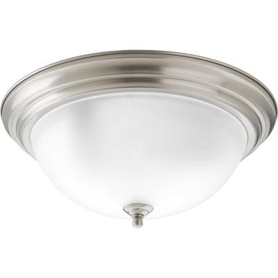 Progress Lighting P3926-09ET Three Light Flush Mount
