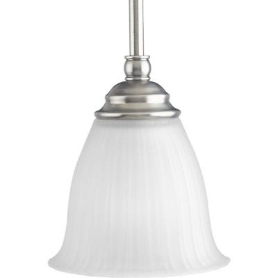 Progress Lighting P5104-81 Renovations - One Light Mini-Pendant