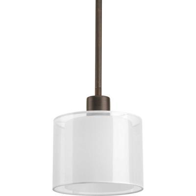 Progress Lighting P5110-20 Invite - One Light Mini-Pendant