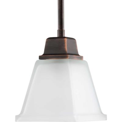 Progress Lighting P5135-74 North Park - One Light Mini-Pendant
