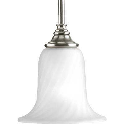 Progress Lighting P5141-09 Kensington - One Light Mini-Pendant