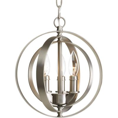 Progress Lighting P5142-126 Equinox - Three Light Sphere Pendant