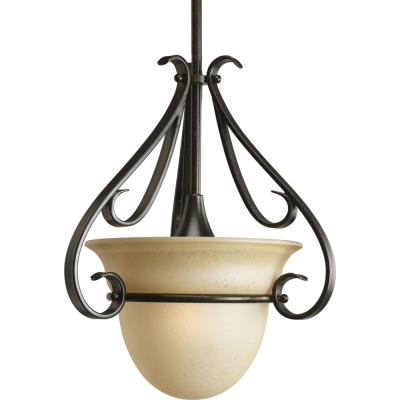 Progress Lighting P5144-77 Torino - One Light Mini-Pendant