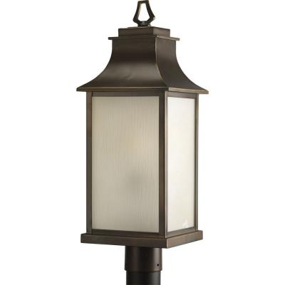 Progress Lighting P5453-108 Salute - One Light Outdoor Post Lantern
