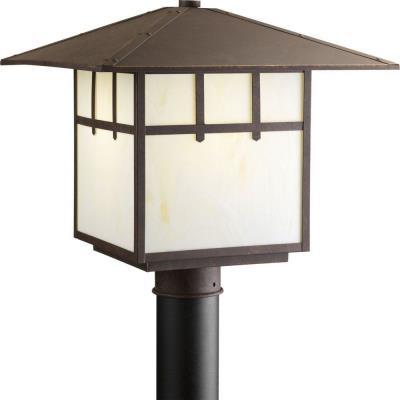 Progress Lighting P5461-46 Mission - One Light Post Lantern