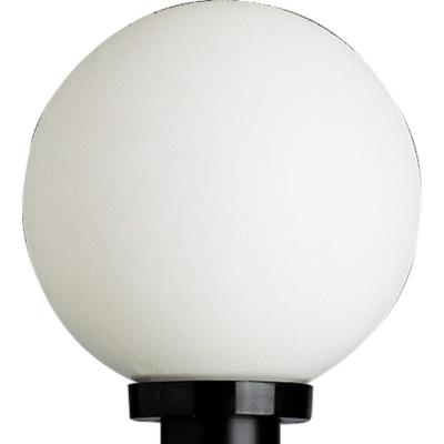 Progress Lighting P5478-60 Acrylic Globe - One Light Outdoor Post Lantern