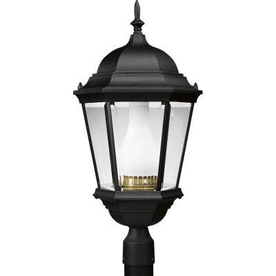 Progress Lighting P5485-31EB Welbourne - One Light Outdoor Post