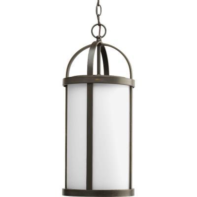 Progress Lighting P5549-20 Greetings - One Light Outdoor Hanging Lantern