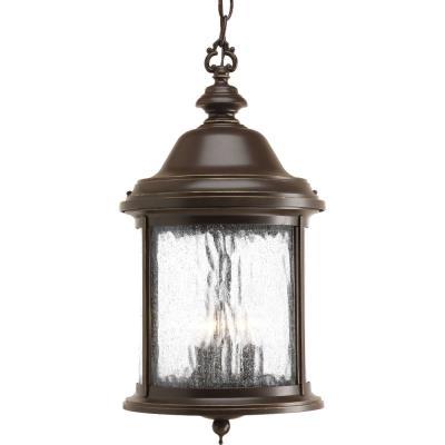 Progress Lighting P5550-20 Ashmore - Three Light Hanging Lantern