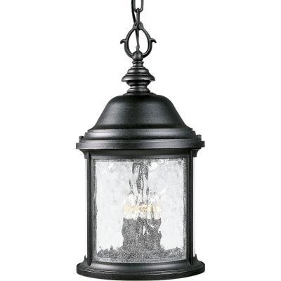 Progress Lighting P5550-31 Ashmore - Three Light Outdoor Hanging Lantern