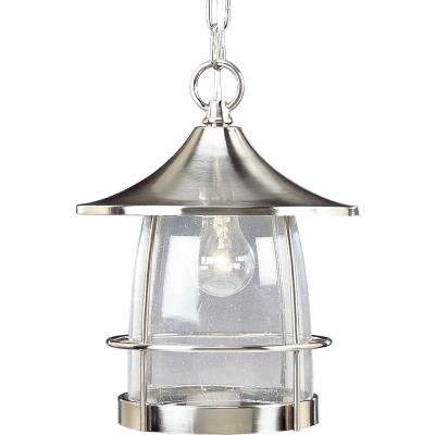Progress Lighting P5563-09 Prairie -  one light hanging lantern