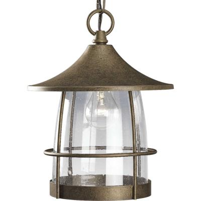 Progress Lighting P5563-86 Prairie -  one light hanging lantern