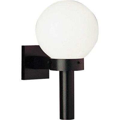 Progress Lighting P5626-60 Acrylic Globe - One light Wall mount