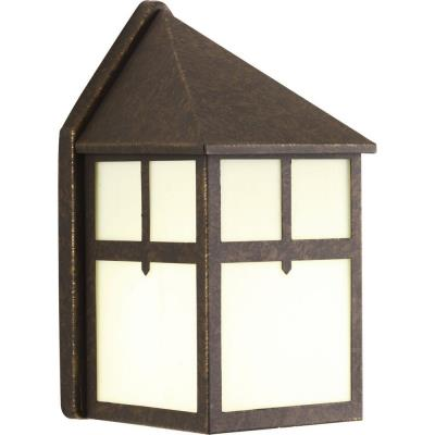 Progress Lighting P5759-46 Mission - One Light Wall Lantern