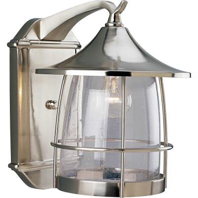 Progress Lighting P5764-09 Prairie - One Light  Wall Lantern