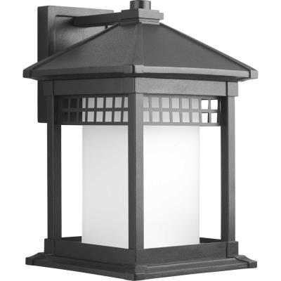 Progress Lighting P6002-31 Merit - One Light Wall Lantern