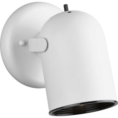Progress Lighting P6155-30 One Light Roundback Directional