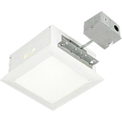 Progress Lighting P6414-30TG Complete Square Housing and Trim
