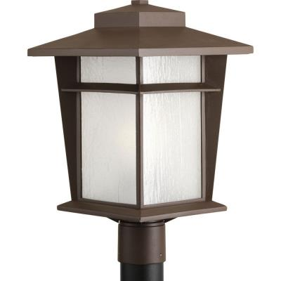 Progress Lighting P6421-20WB Loyal - One Light Post Lantern