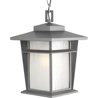 Progress Lighting P6521-136WB Loyal - One Light Hanging Lantern