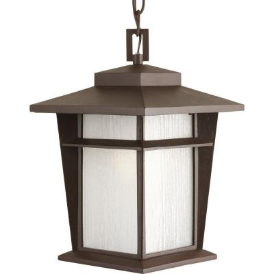 Progress Lighting P6521-20WB Loyal - One Light Hanging Lantern