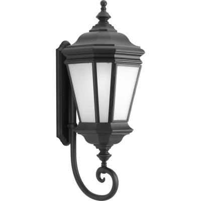 Progress Lighting P6614-31 Crawford - One Light Large Wall Lantern