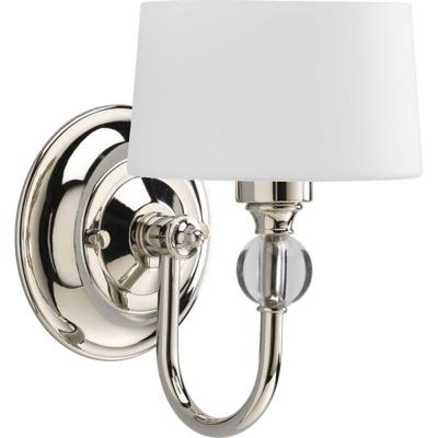 Progress Lighting P7049-104WB Fortune - One Light Wall Sconce