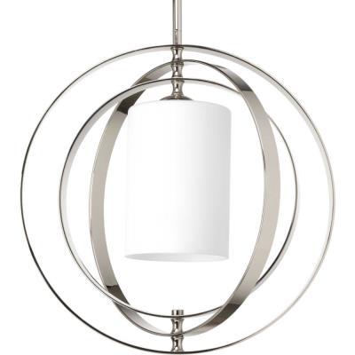 Progress Lighting P7078-104 Equinox - One Light Medium Foyer Lantern
