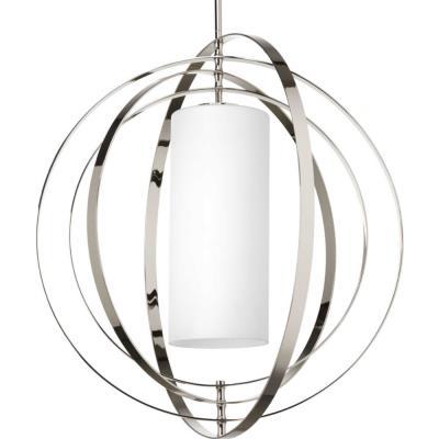 Progress Lighting P7086-104 Equinox - Two Light Large Foyer Lantern