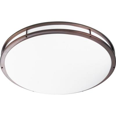 Progress Lighting P7252-174EBWB Modular - Three Light Flush Mount