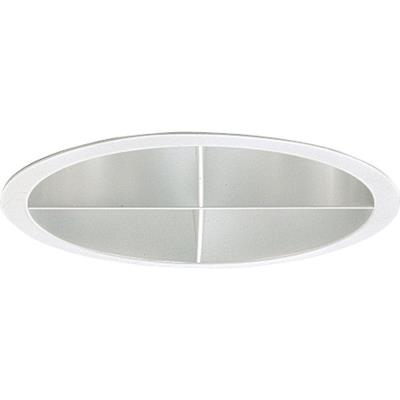 Progress Lighting P8170-21A Cross Louver Trim