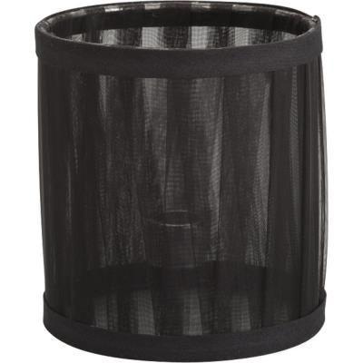 "Progress Lighting P8719-01 Noir - 4.5"" Small Shade"