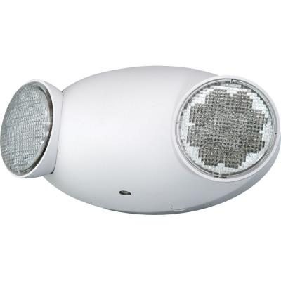Progress Lighting PE012-30 Dual LED Head Emergency Light