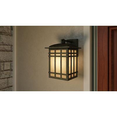 Quoizel Lighting HC8409IB Hillcrest - One Light Medium Wall Lantern