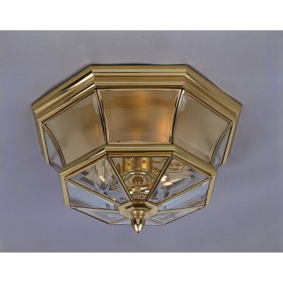 Quoizel Lighting NY1794 Newbury - Three Light Flush Mount