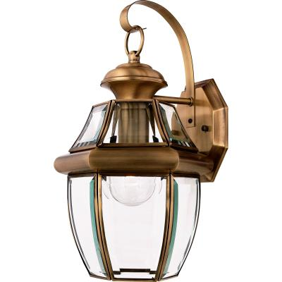 Quoizel Lighting NY8316 Newbury - One Light Medium Wall Lantern