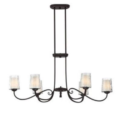 Quoizel Lighting ADS639DC Adonis - Six Light Island
