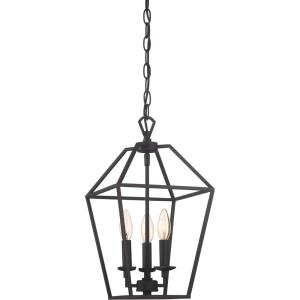 Aviary - Three Light Extra Large Cage Chandelier