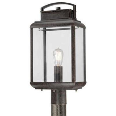 Quoizel Lighting BRN9010IB Byron - One Light Post