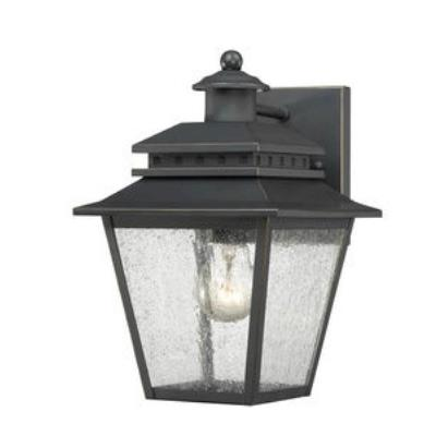 Quoizel Lighting CAN8407WB Carson - One Light Outdoor Fixture