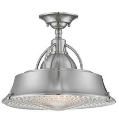 Quoizel Lighting CDY1714BN Cody - Two Light Semi-Flush Mount