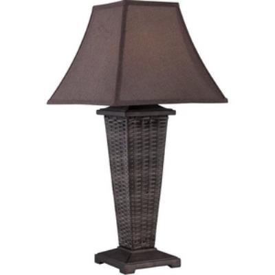 Quoizel Lighting CKWR1745T Weaver - One Light Table Lamp