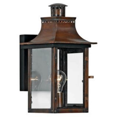 Quoizel Lighting CM8408AC Chalmers - One Light Wall Lantern