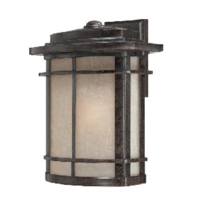 Quoizel Lighting GLN8412IB Galen - One Light Outdoor Wall Lantern