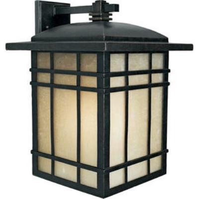 Quoizel Lighting HC8413IB Hillcrest - One Light Outdoor Large Wall Lantern