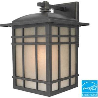 Quoizel Lighting HC8413IBFL Hillcrest - One Light Outdoor Large Wall Lantern